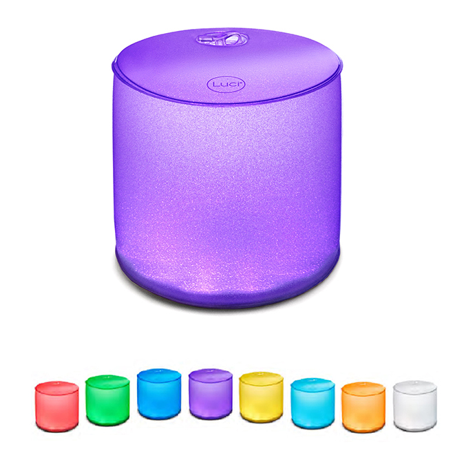 LUCI Solar water proof lantern-Color