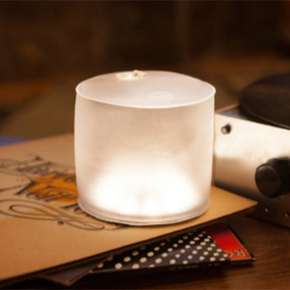 LUCI Solar water proof lantern-Warm light