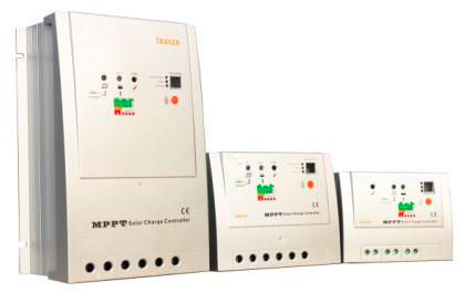 solar charge controller charge controller MPPT Tracer series