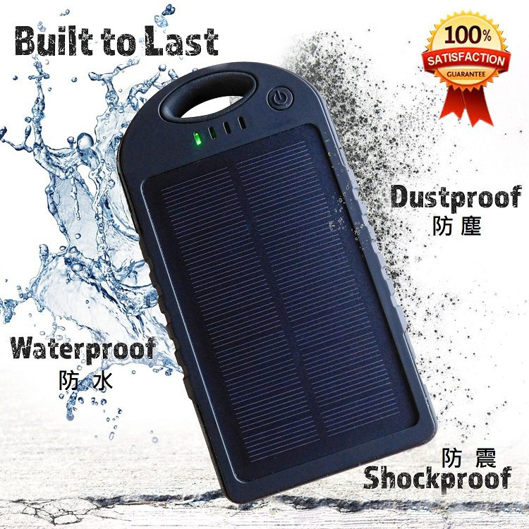 Waterproof and dustproof shockproof