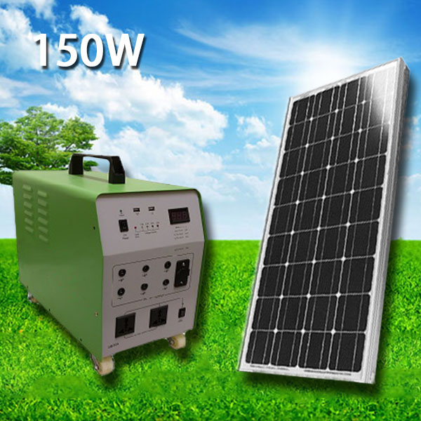 Solar Panels Kits Solar Kits Solar Panel Kit Solar Power Kits  150W 60AH