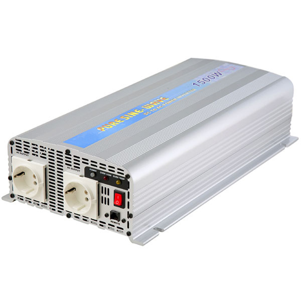 Pure Sine Wave Power Inverter INT-1500W