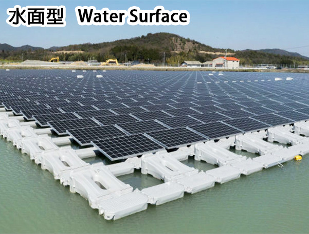 Solar Power Systems, Solar Energy, Solar Power (Water Surface) Solar Electricity, Solar Power System, Grid Tie