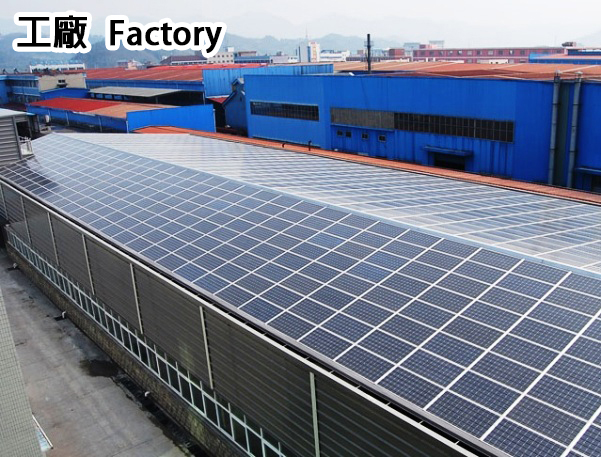 Solar Power Systems, Solar Energy, Solar Power (Factory) Solar Electricity, Solar Power System, Grid Tie