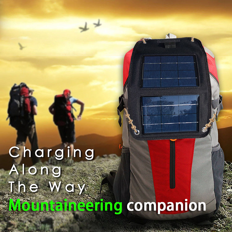 Mountaineering companion