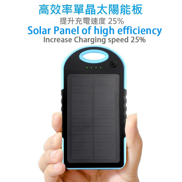 solar panel of high efficiency