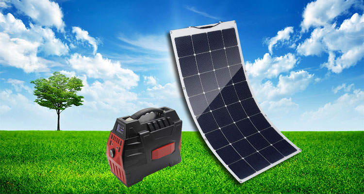 Solar Panel Kits with 150W Super High Efficiency flexible solar panels