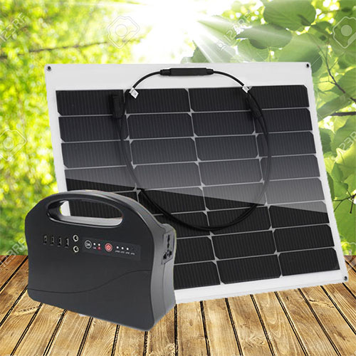 Solar Panel Kits Solar Kits 50W Super High Efficiency Flexible solar panels