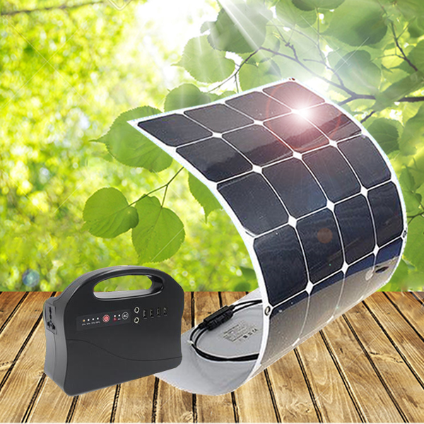 Solar Panel Kits Solar Kits 110W Super High Efficiency Flexible solar panels